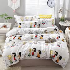 3/4pcs <b>Happy Family Printing</b> Bedding Set Include Duvet Cover ...