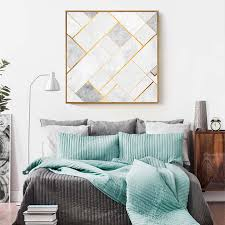 HAOCHU <b>Nordic abstract geometric</b> design pattern decoration ...