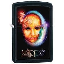 Купить <b>Зажигалка Zippo</b> 28669 <b>Venetian Mask</b>