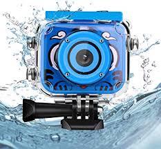 <b>Kids</b> Underwater <b>Camera</b> Welltop1080P HD <b>Waterproof Kids</b> Camer ...