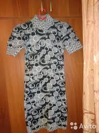 Продам тёплое <b>платье queen fashion</b>, размер 42 купить в Москве ...