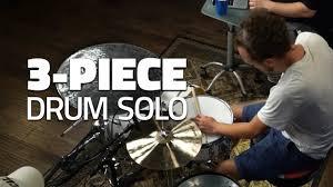 <b>3</b>-<b>Piece</b> Drum Solo - Drumeo - YouTube