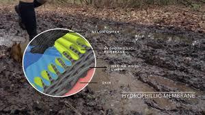 Sealskinz <b>waterproof outdoor</b> socks explained - YouTube
