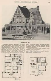 images about Vintage House Plan Catalogs on Pinterest    Keith    s Architectural Studies    The Keith Co  From the Association for Preservation Technology