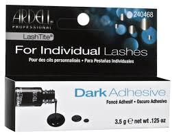 ARDELL <b>Клей для пучков</b> темный / Lashtite Adhesive Dark 3.5 г ...