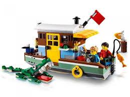 <b>Конструктор Lego</b> Creator 31093 <b>Плавучий</b> дом - Акушерство.Ru