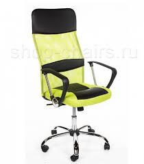 Компьютерное <b>кресло Woodville</b> Arano зеленое