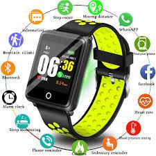 <b>LIGE smart</b> sport <b>bracelet IP67</b> waterproof <b>Fitness</b> tracker pedometer ...