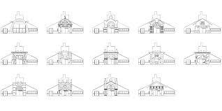 quondam com    a htm Philadelphia School plans ei Eclectic Houses Gooding House Vanna Venturi House St  Peter    s Basilica window plans elevations plans