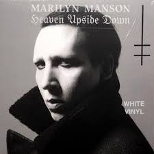 <b>Marilyn Manson</b> - <b>Heaven</b> Upside Down (White Vinyl) - Syd Records