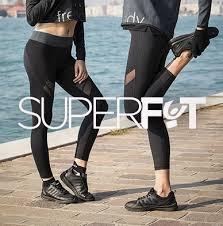 <b>Women's high</b>-rise ankle-length performance <b>fitness leggings</b> ...