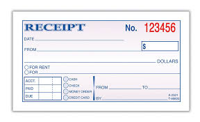 rent receipt copy bank loan proposal sample wanted signs template amazoncom adams money and rent receipt 2 3 4 x 5 3