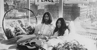 <b>John Lennon</b> and <b>Yoko Ono's</b> Bed-In: Behind the Photo | Time