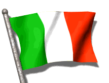 Image result for italy waving flag animation