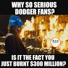 Dodger Hater Memes: A Parody Account Created by San Francisco ... via Relatably.com