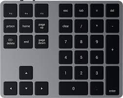 Купить <b>Клавиатура Satechi Aluminum</b> Extended Keypad, «серый ...