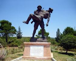 an anzac myth the creative memorialisation of gallipoli the monthly the respect to mehmetccedilik monument at pine ridge gallipoli