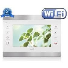 <b>Slinex SL</b>-<b>07 IP</b> Silver_White - <b>Видеодомофон</b>, Wi-Fi, подключение ...