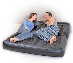<b>Bestway Надувной диван</b>-<b>трансформер</b> Double 5-in-1 ...