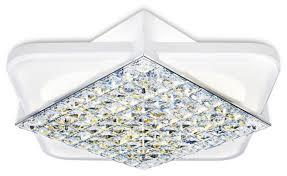 <b>Светильник</b> светодиодный <b>Ambrella light FA124</b> WH, LED, 104 Вт ...
