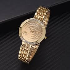 Trendy <b>Gypsophila Quartz Watch</b> Stainless Steel Band <b>Watch</b> ...