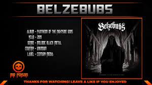 <b>Belzebubs</b> - <b>Pantheon of</b> the Nightside Gods - YouTube