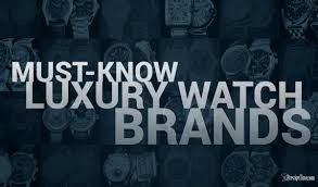 Top 10+ Must-Know Luxury <b>Watch Brands</b> | PrestigeTime.com