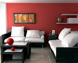 dark furniture modern lounge and red walls on pinterest black furniture wall color