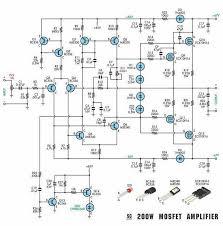 200w subwoofer amplifier circuit audio amplifier circuits 200w subwoofer amplifier circuit audio amplifier circuits