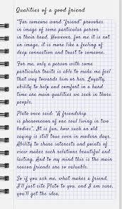 How to write a good essay about qualities   Edusson com Edusson com