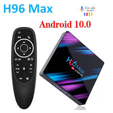 <b>H96 MAX RK3318</b> Smart Android 10.0 TV Box 16GB 32GB 64GB ...
