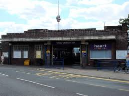 Hornchurch tube station