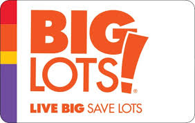Big Lots! eGift Card   Kroger Gift Cards