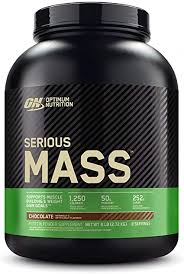 Optimum Nutrition <b>Serious Mass</b> Weight <b>Gainer Protein</b> Powder