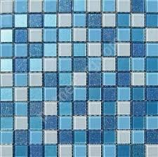 Blue Lagoon Cristal <b>Orro</b> Mosaic <b>стеклянная мозаика</b> голубого ...