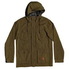 <b>Dc shoes</b> Boxy <b>Parka</b> Зеленый, Dressinn Пальто и <b>парки</b>