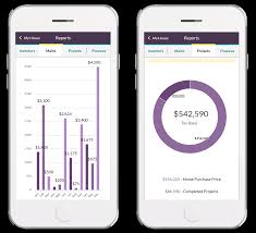 homezada launches all in one digital home management mobile app homezada home finance dashboards app