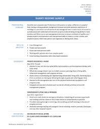 nanny resume skills restaurant manager cv sample 21 cover letter resume 11 good nanny resume sample 6 nanny jobs resume and nanny housekeeper resume sample nanny
