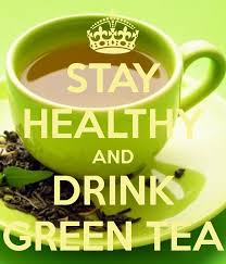 The Power Of Green Tea Compels You!!