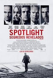 Assistir Spotlight: Segredos Revelados