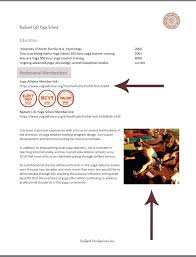 how to craft a yogi resume radiant life yoga school hath leave your comments below and share a friend hearts