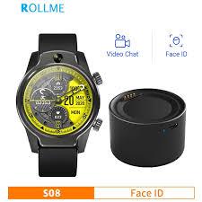 <b>Rollme S08</b> Smart Watch Phone 1.69inch IPS Screen <b>50M</b> ...