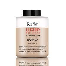 Hot <b>Luxury Banana</b> Loose <b>Powder Bottle</b> Face <b>Makeup</b> Highlighter ...