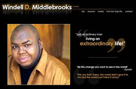 omg the miller high life dude has died windell d middlebrooks also on his website you notice in the resume section that his body of work is probably larger than you think he was that guy that always had you saying