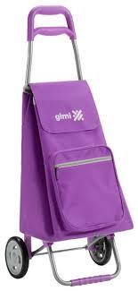 Купить <b>Сумка</b>-<b>тележка gimi Argo</b>, фиолетовый по низкой цене с ...