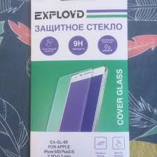 <b>Защитное стекло EXPLOYD</b> Айфон 6 плюс – купить в Ивантеевке ...