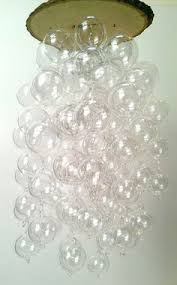 bubble collection hand blown glass lighting clear glass bubble hand blown glass