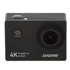 Купить <b>Видеорегистратор Digma FreeDrive Action</b> 4K (ACT 4K) в ...