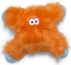 """<b>Игрушка</b> для собак <b>Zogoflex</b> """"<b>Rowdies Lincoln</b>"""", цвет: оранжевый ..."""