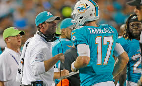 colin kaepernick anthem protest grabs national interest the mmqb in the preseason ryan tannehill has looked comfortable in new coach adam gase s offense